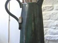 Tall Jade Jug £150 SOLD More available ( two)