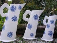 Delphinium Porcelain L M S SOLD
